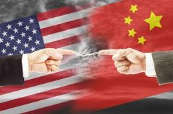 米中摩擦の激化で中国景気が減速へ、大和総研が成長率見通しを下方修正