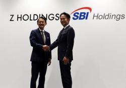 ヤフー!ファイナンスから株式の売買注文連携が可能に、ZホールディングスがSBIホールディングスと業務提携