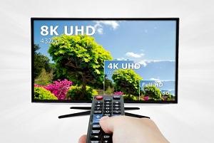 テクノマセや池上通が買われる、パナソニックやソニーなどが8Kテレビ共同開発との報道で