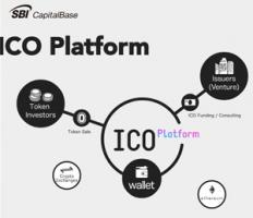 SBI CapitalBaseが始動 「ICOプラットフォーム」開設を計画