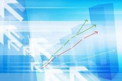 リコーリースの今3月期第2四半期業績は計画通り、52週移動平均線に届き値ごろ感
