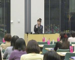 三井住友信託銀行の女性向けNISAセミナー、現役世代の資産形成に「コアラップ」など紹介
