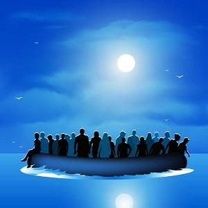 日本がもし沈没したら・・・「中国は日本人難民を受け入れるべき?」=中国