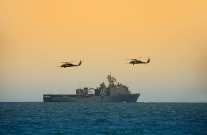 日本の護衛艦「いずも」がシンガポールで大恥を晒したぞ! =中国メディア