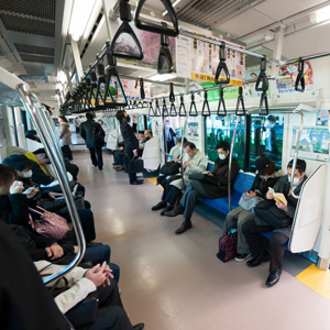 世界最多規模の利用客数を誇る東京の地下鉄・・・それなのに「この秩序は何だ!?」=中国