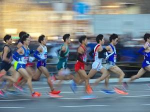日本に感化されているのか? 顔認証システムを駆使して学生達にマラソンさせる中国の大学