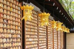 中国人客が神社で絵馬に「切実な悩み?」 中国ネットで炎上=中国メディア
