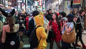 渋谷のハロウィン騒動、あれはまさに「日本人の本性」だ=中国メディア