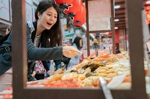 きれいに店が並んだ商店街を見て、日本から学ぶべき点は多いと思った=中国メディア