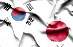 韓国で慰安婦問題の抗議集会、安倍首相のマスクを被った男性が「すみません」=中国