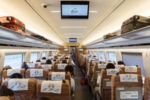何かのミスなのか? 中国高速鉄道の座席には「E席」がない理由=中国報道