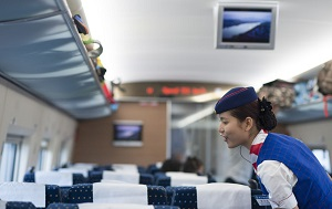 中国高速鉄道で働く「女性乗務員」、何て呼べば最も適切なの? =中国メディア