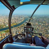 中国人富裕層向け? 成田空港から東京まで20分で行けるヘリサービス=中国メディア