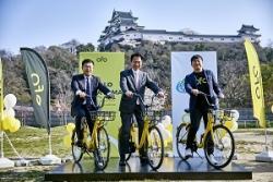 中国のシェアサイクル「ofo」が日本上陸、最初のサービス提供は和歌山市