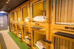 カプセルホテルでの宿泊、それは「新鮮な驚き」に満ちた体験=中国