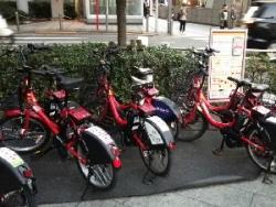 【コラム】シェア自転車提携失敗の原因を探る