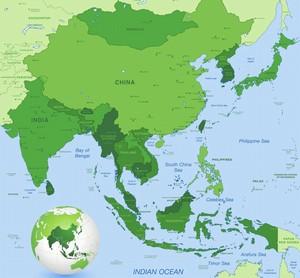 日韓を見ればわかる「国の国際的地位」は国土面積と比例しない=中国
