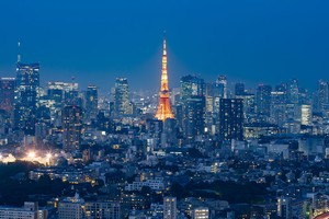 今年も、春節に東京の二大タワーが「中国紅」に染まる!=中国メディア