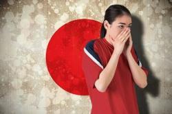 立ったまま死ぬことを選んだ韓国代表、跪きながらも生きることを選んだ日本代表=中国
