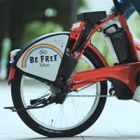日本のシェアサイクル需要拡大へ向けてドコモが提案する「BE FREE Tokyo」プロジェクト