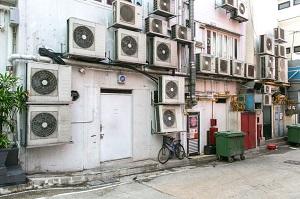 中国人は羨ましく思ってる・・・「日本の建物の壁面にはエアコン室外機がない」=中国メディア