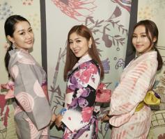 ミス・インターナショナル中国・韓国・台湾代表が日本の浴衣に「とても可愛い!」