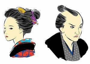日本の武士の髪型「ちょんまげ」、あまりにもダサすぎないか?=中国メディア