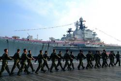 """国防費7.5%増 「西側メディアの""""中国軍事脅威論""""は冷や飯を温め直したようなもの」=中国メディア"""