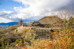 初めての日本旅行で「清水寺」を参観、「その素晴らしさに感銘」=中国メディア