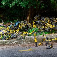 ほころびが目立ち始めた中国のシェアビジネス、「既に自転車はゴミと化した」=中国報道