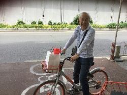 【コラム】シェアサイクルに見る中国発展のすばらしさ