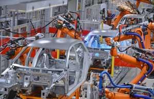 中国の産業用ロボット市場は世界最大、だが市場は外資メーカーのもの