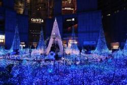 日本の冬の夜は、なんとロマンティックなことだろうか!=中国メディア