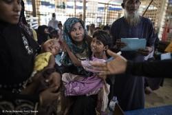 ロヒンギャ難民、バングラディシュ国境地帯で多くが死亡=国境なき医師団が死亡要因を調査