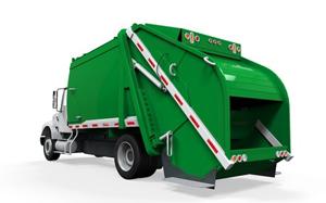 日本のハイエンド市場の高い壁を乗り越えた!日本にゴミ収集車を納入=中国