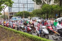 東南アジアのバイク大国で、日本のバイクばかりが走り中国バイクが見られない理由=中国メディア