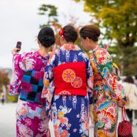 今も和服が残る日本・・・と思って写真を撮ってたら「着ていたのは同胞たちだった」=中国報道