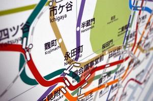 東京都の鉄道路線図を見た中国人、あまりの複雑さに「まるで電子回路のようだ」と驚く