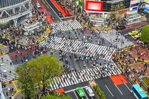 人口大国の中国から訪れても「東京の人の多さには目眩がする」=中国報道