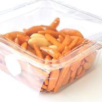 宇宙に飛び立て「亀田の柿の種」! JAXAが宇宙日本食に認証 ピーナッツとの割合は約6:4